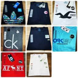 Camisetas Masculina Multimarcas