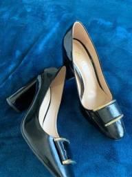 Sapato Preto -37