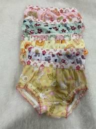 calcinhas infantil