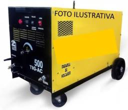 Montagem de Máquinas Tig Ac 300/600 Amperes 100%