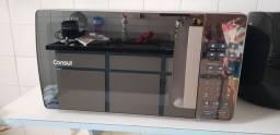 Micro- ondas consul 32 litros Inox