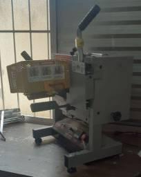 Máquina de transfer giratória 360