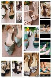 Lindas Sandalias e sapatilhas