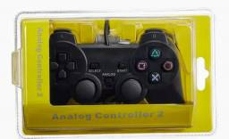 Vendo Controle de Play 2 C fio
