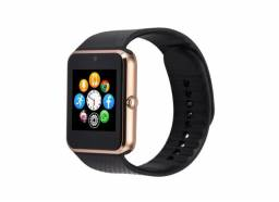 Relógio Smartwatch Bluetooth Touch Gt08 Chip Android Ios