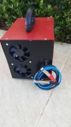 Carregador de bateria de carro e moto 150 Ampere