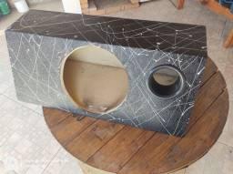 Caixa selada para Fusca de 12