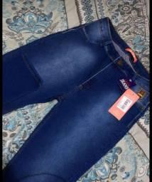 Calça jeans nova- feminina