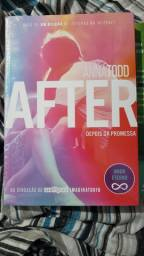 Livro After 5 Depois da Promessa