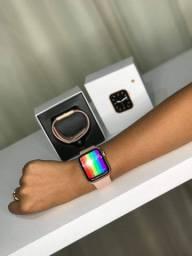 Smartwatch W26 novo na caixa, faz chamada (semelhante ao apple watch)