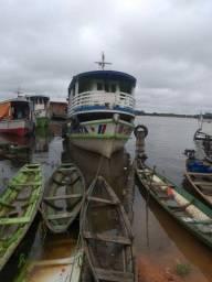 Vendo ou troco barco *