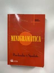 Minigramática Paschoalin e Spadoto