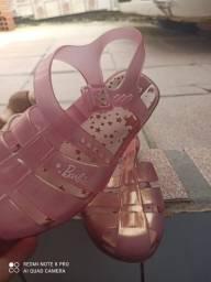 Tênis infantil feminino 3 tênis uma sandália