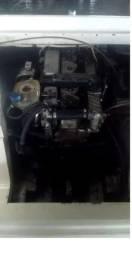 Motor MWM sprint 6cil Marinizado - Diesel