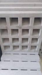 150 blocos vazados