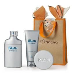 Título do anúncio: Kit Kaiak extremo masculino da Natura originais e lacrados