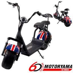 Scooter moto eletrica harley x3 happy a pronta entrega!