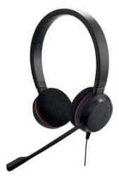Headset Dell Pro Stereo Uc150 Sound by Jabra Fone com microfone.