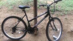 Bike feminina nunca usada