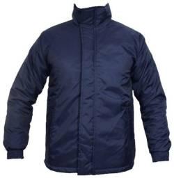 Jaqueta de Nylon Forrada
