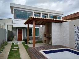 Duplex independente com acabamento diferenciado no bairro Recreio com 4 quartos