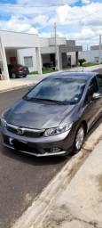 Vendo ou troco Honda Civic 2012/13