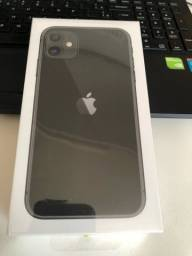 Iphone 11 Novo 64gb black