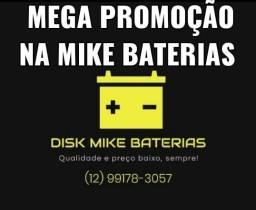 Disk baterias jacarei e região!
