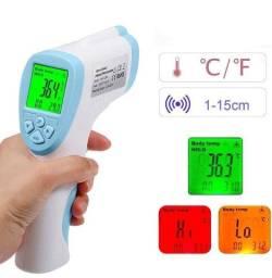 Termômetro digital corporal