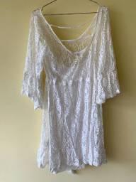 Vestido rendado Dress To