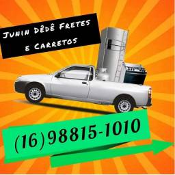 Fretes / Carretos / Transportes Atendimento Exclusivo pelo Whatsapp
