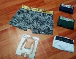 Kit cueca boxer