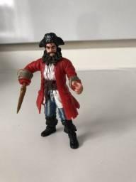 Boneco pirata brinquedo