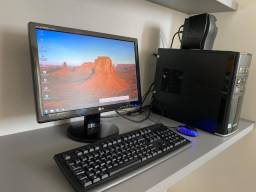Computador Completo Dual Core +4GB + Monitor 19?