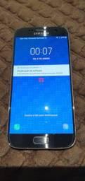 GALAXY S7 FLAT PRATA 32 GB