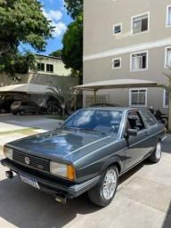 Voyage turbo injetado 1985