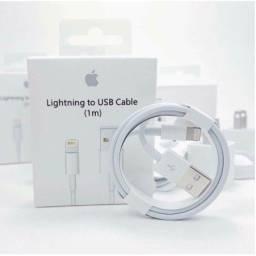 Título do anúncio: Cabo USB IPhone Carregamento Rápido/Dados