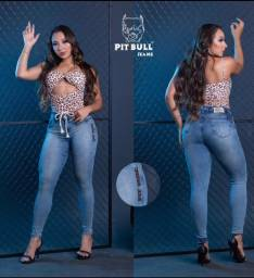 Pitbull jeans atacado