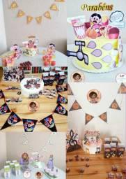 Kit festa / Mesversário / Bolos decorados