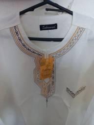 Camiseta africana(Moçambicana)
