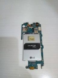 Placa mãe + bateria original do LG k10 2016