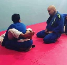 Procuro sócio para academia de jiu jitsu