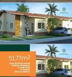 Título do anúncio: NC- casas sendo construída