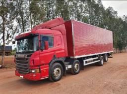 Scania P310 8x2 Opticruise