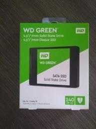 Sata Ssd Western Digital Wd Green Wds240g2g0a 240 Gb 545mb/s