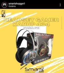 Headset Gamer para PC KAnup 401