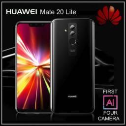 Huawei Mate 20 Lite 64Gb + Color Band A1 - Lançamento!