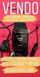Tomtom spark 3 cardio + music + gps