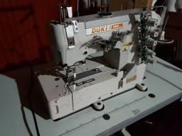 Máquinas de costura Galoneira e Overlock conjugada