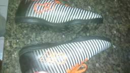 Vendo chuteira Nike CR7.p grama sintética n.41